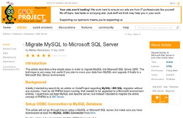 http://www.codeproject.com/Articles/29106/Migrate-MySQL-to-Microsoft-SQL-Server