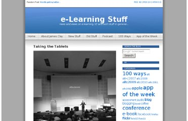 http://elearningstuff.net/2012/09/11/taking-the-tablets/