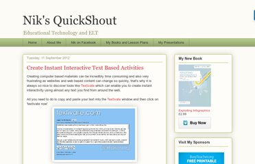 http://quickshout.blogspot.com/2012/09/create-instant-interactive-text-based.html