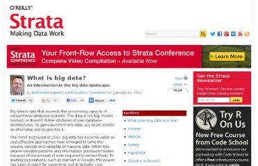 http://strata.oreilly.com/2012/01/what-is-big-data.html