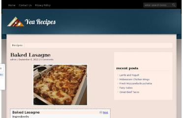 http://www.yearecipes.com/baked-lasagne-2/