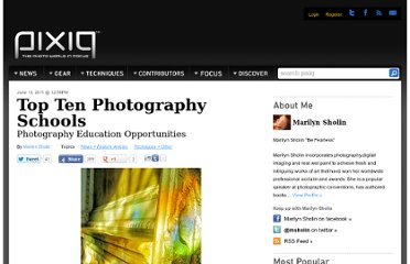 http://www.pixiq.com/article/top-ten-photography-schools