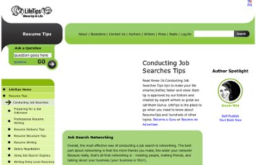 http://resume.lifetips.com/cat/59931/conducting-job-searches/index.html