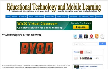 http://www.educatorstechnology.com/2012/09/teachers-quick-guide-to-byod.html