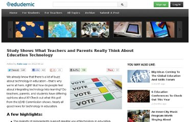 http://edudemic.com/2012/09/study-shows-what-teachers-and-parents-really-think-about-education-technology/