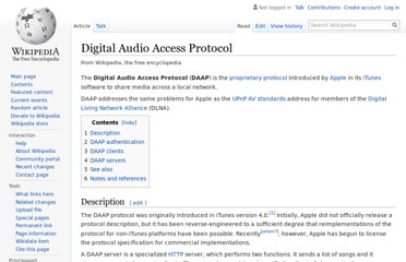 https://en.wikipedia.org/wiki/Digital_Audio_Access_Protocol