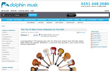 http://www.dolphinmusic.co.uk/article/3573-the-top-10-best-guitar-websites-on-the-web.html
