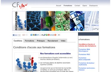 http://www.cf2m.be/formations.php