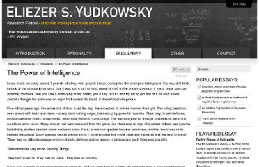 http://yudkowsky.net/singularity/power