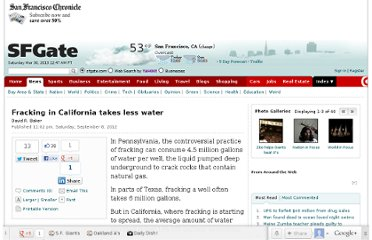 http://www.sfgate.com/science/article/Fracking-in-California-takes-less-water-3850860.php