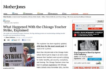 http://www.motherjones.com/politics/2012/09/teachers-strike-chicago-explained#newvideo3