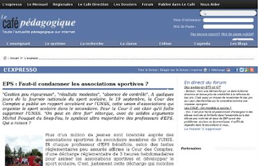 http://www.cafepedagogique.net/lexpresso/Pages/2012/09/13092012Article634831158193790601.aspx