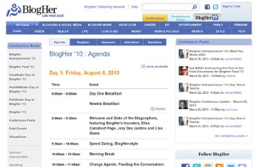http://www.blogher.com/node/150922/schedule