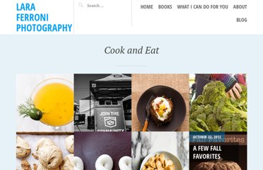 http://www.laraferroni.com/category/cookandeat/
