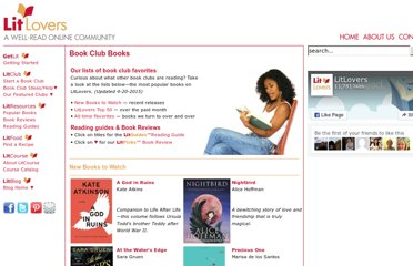 http://www.litlovers.com/popular-book-club-books