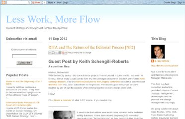http://lessworkmoreflow.blogspot.com/2012/09/dita-and-return-of-editorial-process-nf2.html