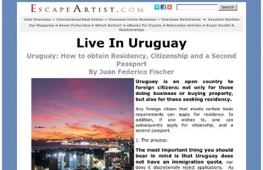 http://www.escapeartist.com/Live_In_Uruguay/How_To_Obtain_Residency/