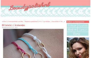 http://www.beautypolish.nl/diy-tutorial-armbandjes/