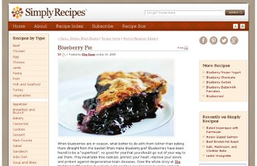 http://www.simplyrecipes.com/recipes/blueberry_pie/