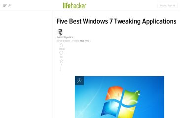 http://lifehacker.com/5508522/five-best-windows-7-tweaking-applications
