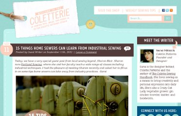 http://www.coletterie.com/tutorials-tips-tricks/15-things-home-sewers-can-learn-from-industrial-sewing