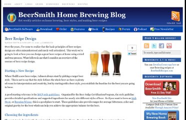 http://beersmith.com/blog/2010/01/27/beer-recipe-design/