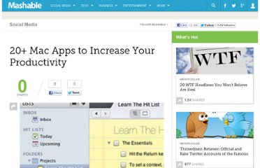 http://mashable.com/2009/09/19/mac-productivity-apps/