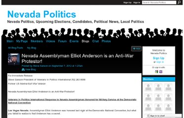 http://nevadapac.ning.com/profiles/blogs/nevada-assemblyman-elliot-anderson-is-an-anti-war-protestor
