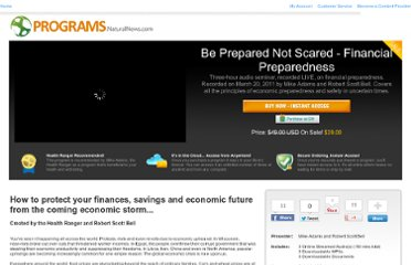 http://programs.naturalnews.com/Be_Prepared_Not_Scared_Financial_Preparedness__NN.htm