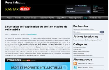 http://blogfr.pressindex.com/2012/09/l%e2%80%99evolution-de-l%e2%80%99application-du-droit-en-matiere-de-veille-media/