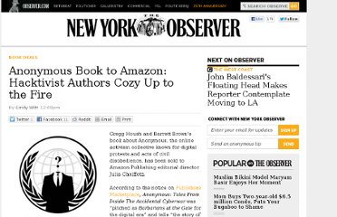 http://observer.com/2011/09/anonymous-book-to-amazon-hacktivist-authors-cozy-up-to-the-fire/