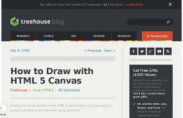 http://blog.teamtreehouse.com/how-to-draw-with-html-5-canvas