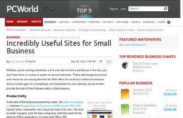 http://www.pcworld.com/article/240711/incredibly_useful_sites_for_small_business.html