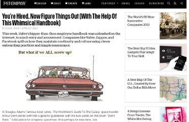 http://www.fastcompany.com/1835546/youre-hired-now-figure-things-out-help-whimsical-handbook