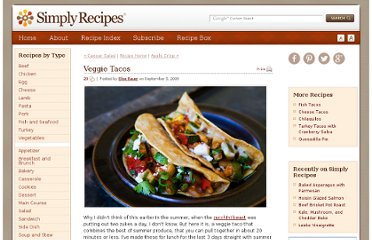 http://www.simplyrecipes.com/recipes/veggie_tacos/