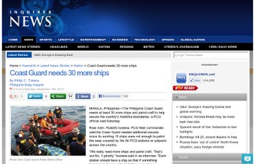 http://newsinfo.inquirer.net/271328/coast-guard-needs-30-more-ships