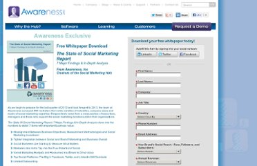 http://info.awarenessnetworks.com/State_of_Social_Marketing.html