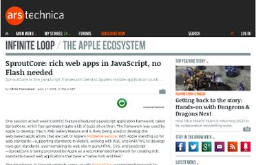 http://arstechnica.com/apple/2008/06/sproutcore-rich-web-apps-in-javascript-no-flash-needed/