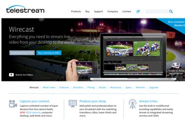 http://www.telestream.net/wirecast/overview.htm