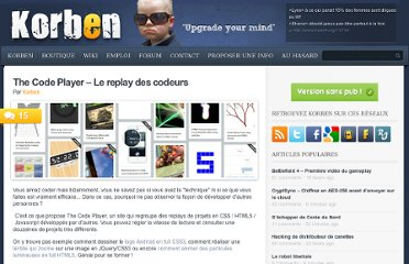 http://korben.info/the-code-player-le-replay-des-codeurs.html