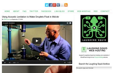 http://laughingsquid.com/using-acoustic-levitation-to-make-droplets-float-in-mid-air/