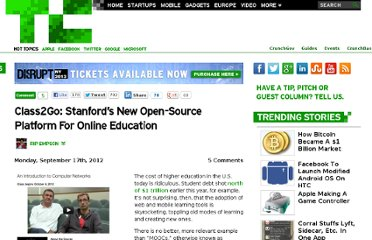 http://techcrunch.com/2012/09/17/class2go-stanfords-new-open-source-platform-for-online-education/