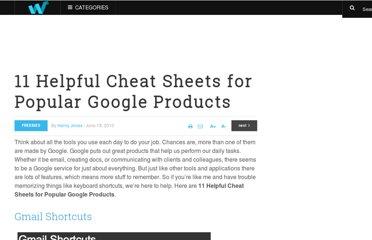 http://webdesignledger.com/freebies/11-helpful-cheat-sheets-for-popular-google-products