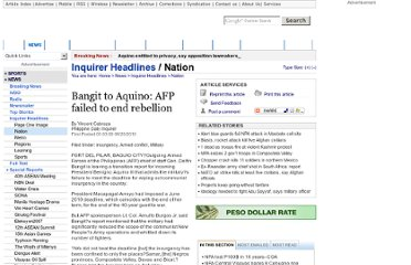 http://newsinfo.inquirer.net/inquirerheadlines/nation/view/20100620-276536/Bangit-to-Aquino-AFP-failed-to-end-rebellion