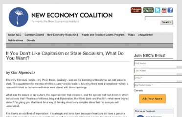http://neweconomicsinstitute.org/publications/lectures/alperovitz/gar/if-you-dont-like-capitalism-or-state-socialism