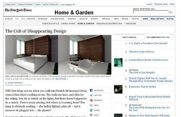 http://www.nytimes.com/2012/09/13/garden/the-cult-of-disappearing-design.html?ref=style&_r=0