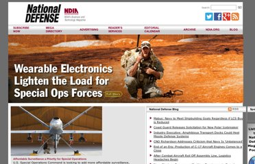 http://www.nationaldefensemagazine.org/Pages/default.aspx