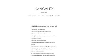 http://kangalex.com/post/31729006624/45-life-lessons-written-by-a-90-year-old