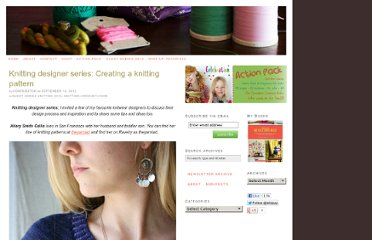 http://whipup.net/2012/09/18/knitting-designer-series-creating-a-knitting-pattern/