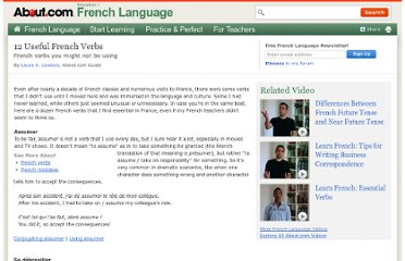 http://french.about.com/od/lessons/a/underused-french-verbs.htm